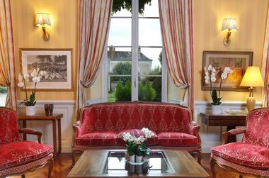 Hôtel Le Manoir Les Minimes à Amboise dans le Val de Loire