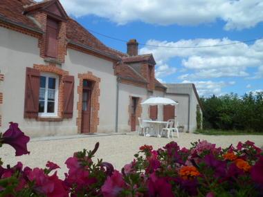 Le Plessis location de gîte à Fontaines-en-Sologne