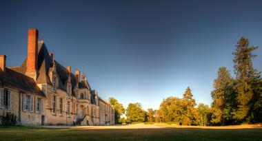 Château de Villesavin à Tour en Sologne