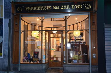 Pharmacie du Car d'Or