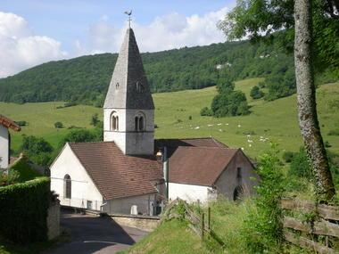 Eglise de Bouilland©P Gateau