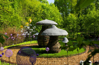 Festival des jardins du Domaine Régional de Chaumont-sur-Loire
