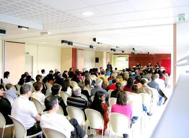 Conférence à l' Éthic Étapes Jean Monnet à Romorantin