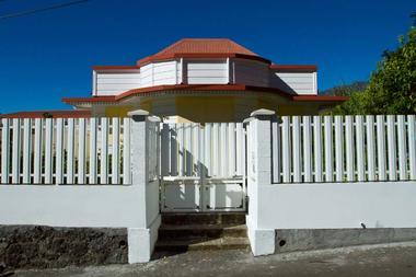 Une case de Cilaos