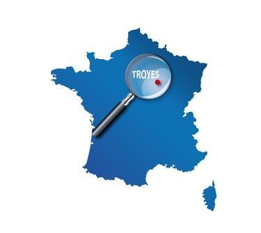 Situation géographique Troyes (c) Fotolia.com.jpg