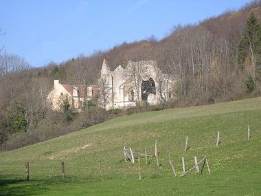 Abbaye ste Marguerite©P Gateau