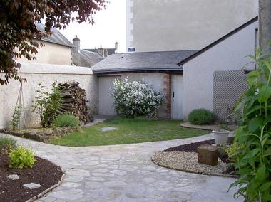 Les Papillons location de gîte dans le centre de Blois