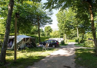 Camping Le Château des Marais à Muides-sur-Loire