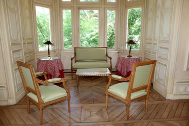 Hôtel Le Château de la Rozelle à Cellettes en Val de Loire