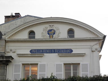 Pavillon Henri IV