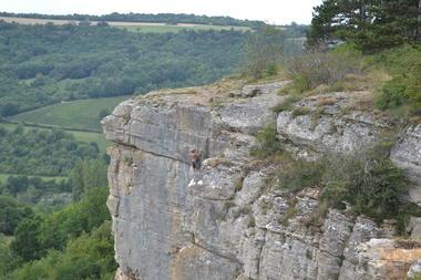 sur les pas de l alpiniste Jean Marc Boivin©Marion.JPG