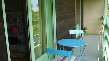 La Verdurette-2e chambre-balcon.JPG