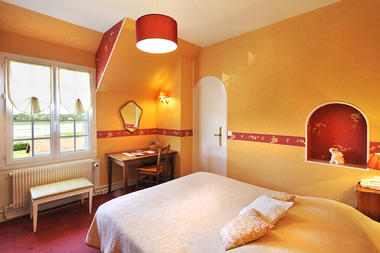 Hostellerie du Château à Chaumont-sur-Loire