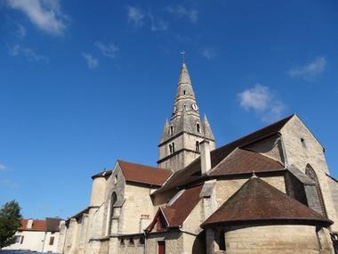 Eglise St Cassien©L Dallerey