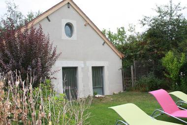 Les Hauts de Chaumont - Location de gîte à Chaumont-sur-Loire