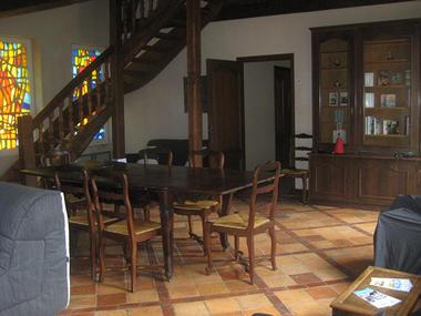Location de gîte au Domaine de Mont-Evray à Nouan-le-Fuzelier