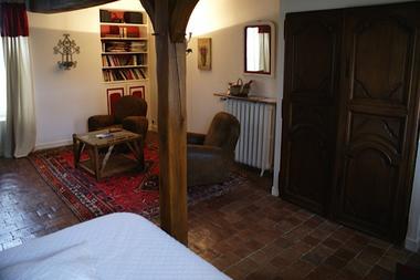 Chambre d'hôte Le Béguinage à Cour-Cheverny