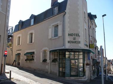 Hôtel Le Monarque à Blois