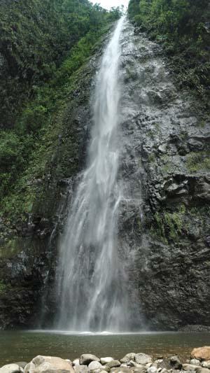 Les cascades du Bras d'Annette