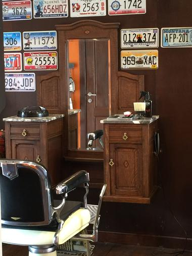 Rudy's Barber Shop