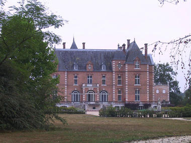 Le Domaine de Chalès à Nouan-le-Fuzelier