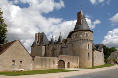 Château de Fougères-sur-Bièvre en Loir er Cher