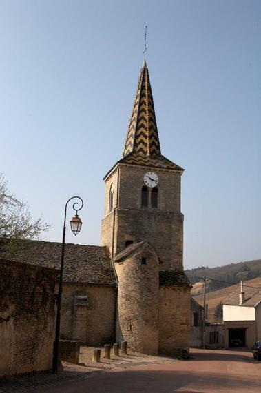 Eglise saint Germain©A Muzard