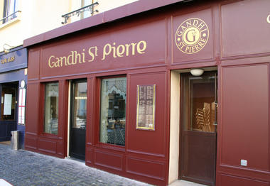 Gandhi St Pierre