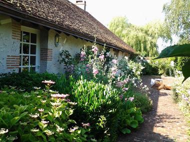 Chambre d'hôte La Closerie du Bûcher à Cheverny dans le Val de Loire