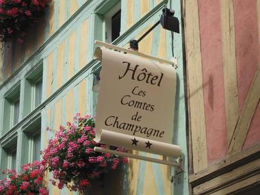 Brit Hôtel - Les Comtes de Champagne