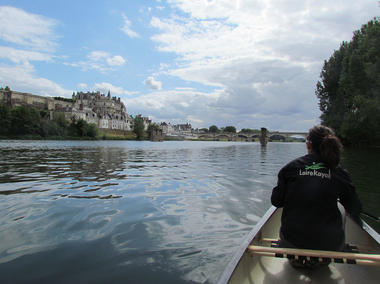 Balade sur la Loire avec Loire Kayak dans le Loir et Cher