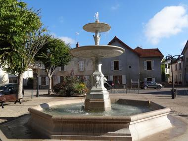 Place Fournier©L Dallerey