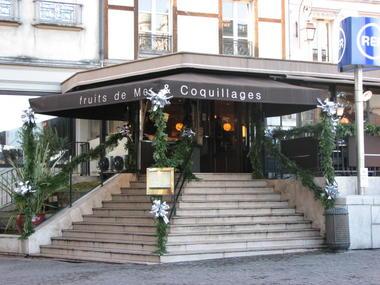 Brasserie du Theatre à Saint-Germain-en-Laye