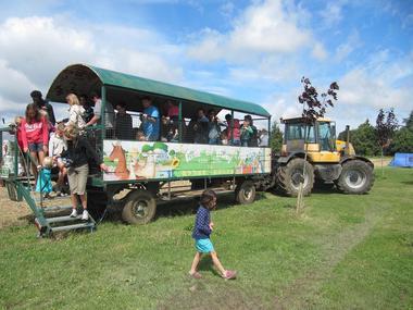 Camping Ferme pédagogique de Prunay à seillac