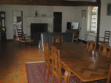 Domaine de Mont-Evray location de gîte à Nouan-le-Fuzelier