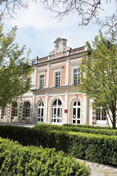 Espace argence conservatoire marcel landowski troyes - Piscine municipale troyes ...