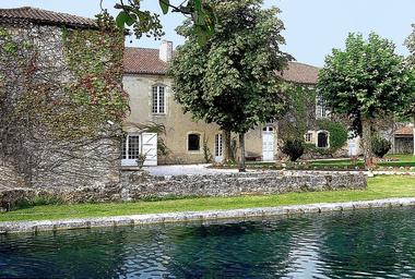 Collection Tourisme Gers/Château Monluc
