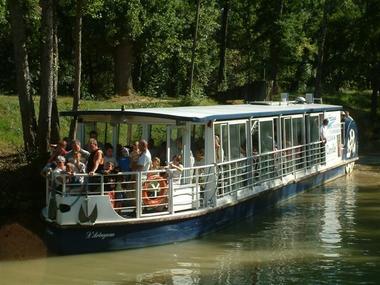 Collection Tourisme Gers/Gascogne Navigation/P. Garnier