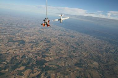 Collection Tourisme Gers/Parachutisme Occitan