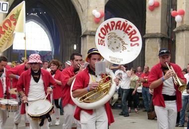 Collection Tourisme Gers/Festival de Bandas