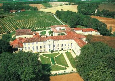 Collection Tourisme Gers/Château de Busca-Maniban/Jean-Bernard Laffitte