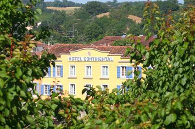 Collection Tourisme Gers/Hôtel Continental