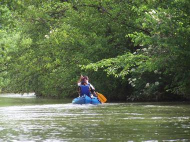 CANOE EN GASCOGNE