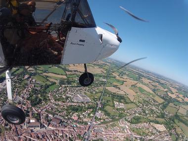 Collection Tourisme Gers/Mousquet'Air ULM/J.P. Dupuy