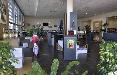 Boutique vins, floc et armagnac