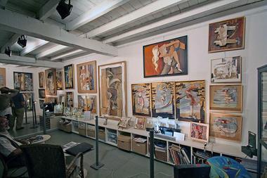 Collection Tourisme Gers/Atelier D'Artistes Peintres