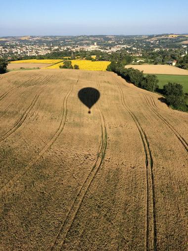 Ballons over France