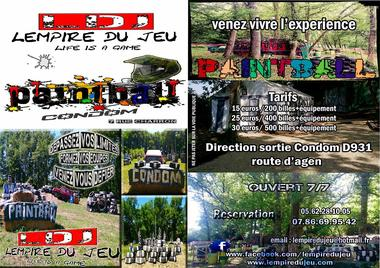 Collection Tourisme Gers/L'empire du jeu