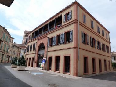 Maison des Écritures Lombez Occitanie