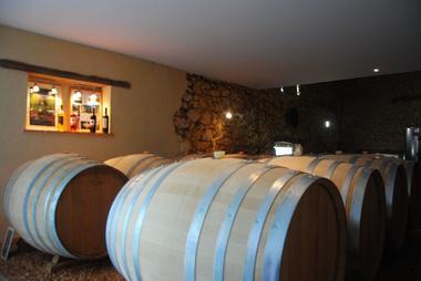 Chai de vins
